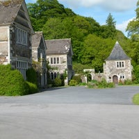 Photo taken at Lewtrenchard Manor by Günther H. on 6/18/2013