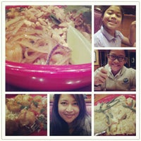 Photo taken at Pei Wei by Sinnary S. on 12/28/2012