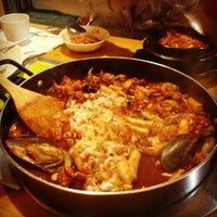 Photo taken at Joons Korean Restaurant by Lilian C. on 11/4/2012