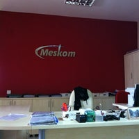 Photo taken at meskom by Mehmet Y. on 9/30/2012