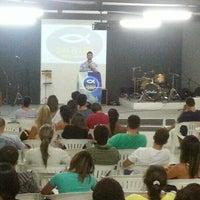 Photo taken at Igreja Batista Sal & Luz by Diego C. on 1/31/2013