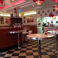 Photo taken at Советский Diner by Maksim on 7/14/2013