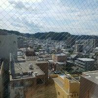 Photo taken at 東横イン鹿児島中央駅西口 by 지혜 곽. on 7/30/2016