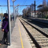 Photo taken at Estación San Francisco de Mostazal by Catalina on 9/22/2013