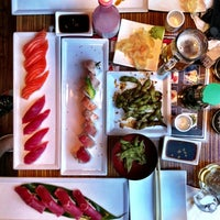Photo taken at Octopus Japanese Restaurant by Alexey K. on 7/26/2013