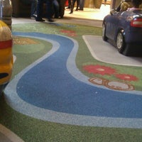 Photo taken at Oak Park Mall Play Area by Josh M. on 10/27/2012