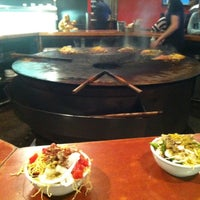 Photo taken at Mongolian Grill by Christian C. on 12/21/2012