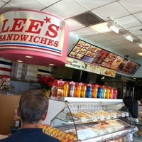 Photo taken at Lee's Sandwiches by Steven H. on 1/13/2013