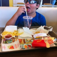 Photo taken at McDonald's by Deby P. on 12/22/2012