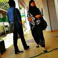 Photo taken at Fakultas Hukum by Habib S. on 11/1/2012
