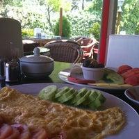 Photo taken at Teras Cafe (Beyaz Kale) by Akın K. on 5/12/2013