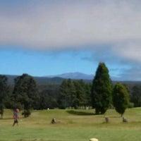 Photo taken at Volcano Golf & Country Club by Matt B. on 9/21/2012