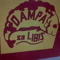 Photo taken at Dampa Sa Libis by Je S. on 4/3/2013
