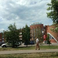 Снимок сделан в Гостиница Переславль пользователем 77com 7/12/2013