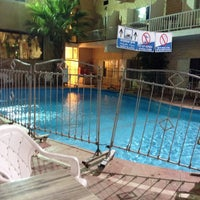 Photo taken at Red Sea Hotel by 77com on 10/19/2013