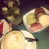 Photo taken at Koffein by Marija M. on 9/4/2014