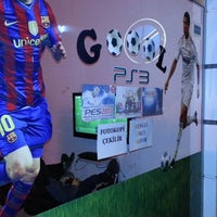 Photo taken at Goool Play Station 3 by Mustafa E. on 12/3/2012