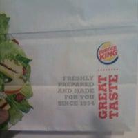 Photo taken at Burger King by Sharmadevan S. on 9/25/2012