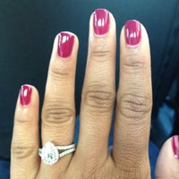 Photo taken at Lauren's Nails by Sapana K. on 5/3/2013