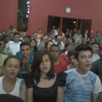 Photo taken at Assembléia de Deus by José Filho S. on 8/19/2013
