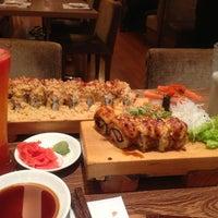 Photo taken at Hatsu Tei Teppanyaki & Sushi by Granita G. on 8/10/2013