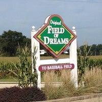 Photo taken at Field of Dreams by LAXgirl on 9/3/2016