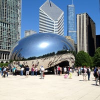 Photo taken at Millennium Park by LAXgirl on 6/8/2013