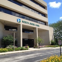 Photo taken at North Shore Bank Headquarters by LAXgirl on 7/9/2014