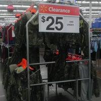 Photo taken at Walmart Supercenter by Bryan on 3/22/2013