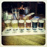 Photo taken at Rock Bottom Restaurant & Brewery by Magie B. on 2/16/2013