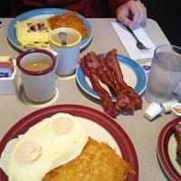 Photo taken at Pancake Haus by Stacy H. on 10/27/2013