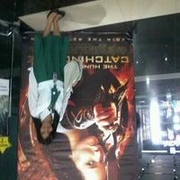 Photo taken at Cinema 2 - SM City Tarlac Cinemas by Rach M. on 11/21/2013
