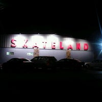 Photo taken at Red Bird Skateland by Kiara J. on 12/14/2012