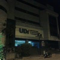 Photo taken at Universitaria de Investigación y Desarrollo UDI by Roberto C. on 9/22/2012