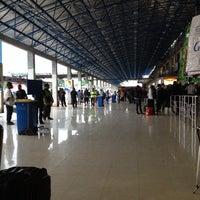 Photo taken at Sentani International Airport (DJJ) by Rendra S. on 10/1/2013