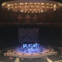 Photo taken at Francis Winspear Centre by Marcus on 4/1/2013
