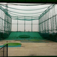 Photo taken at 国分寺セントラルゴルフ by Asatoshi N. on 3/10/2013