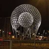 Photo taken at Rise (The Balls On The Falls) by John 👀 on 11/9/2012