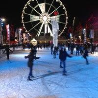 Foto scattata a Place Sainte-Catherine / Sint-Katelijneplein da Mark il 12/12/2012