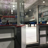 Photo taken at San Diego Ice Arena by Thanh Thanh T. on 12/29/2016