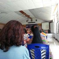 Photo taken at SMA 9 Binsus Manado by Grace R. on 12/16/2015