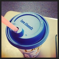 Photo taken at Dutch Bros. Coffee by Randee G. on 5/24/2013