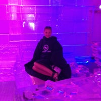 Photo taken at Lindos Ice Bar by Katerina on 6/24/2013