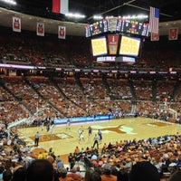 Photo taken at Frank Erwin Center (ERC) by Ryan S. on 2/3/2013