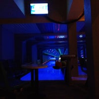 Photo taken at Bowling Caffe Octopus by Mario C. on 1/13/2014