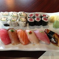 Photo taken at Sushi 85 by Aleksandr P. on 3/10/2013