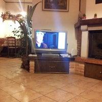 Photo taken at Davanti La Tv by Manuela D. on 10/28/2012