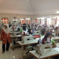 Photo taken at Balai Diklat Industri Surabaya by Yohanes S. on 4/13/2013