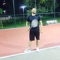 Photo taken at Arif Koçak Tenis Akademi by Emir T. on 5/20/2015