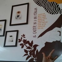 Photo taken at Barista by Anand B. on 9/17/2013